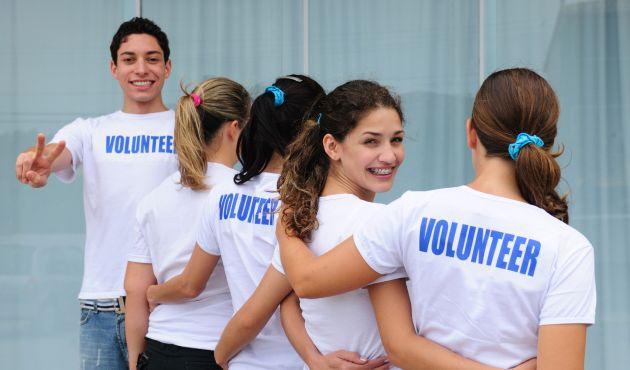 Francés y voluntariado
