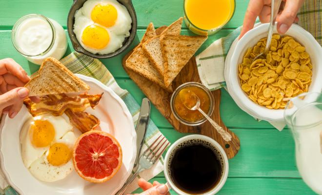 Familia de acogida + desayuno